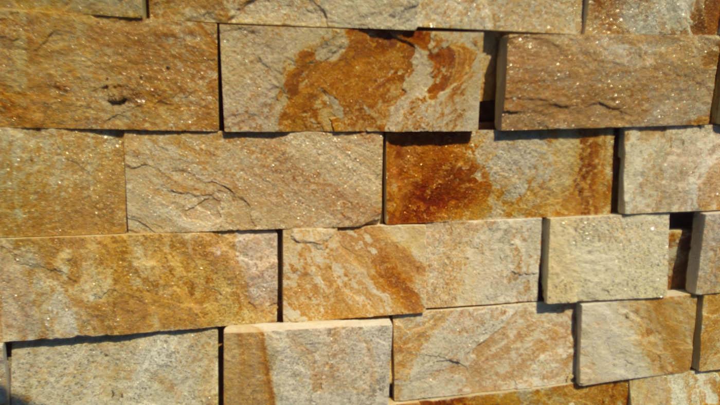естествен камък гнайс
